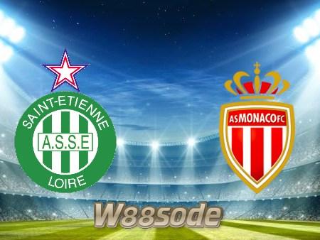 Soi kèo nhà cái W88, nhận định St Etienne vs AS Monaco – 03h00 – 20/03/2021