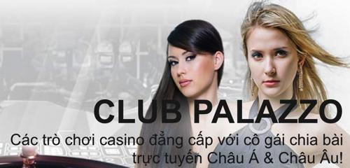 Club Palazzo W88 điểm đến lý tưởng cho người chơi Casino trực tuyến