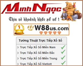 KQXS minh ngoc (minhngoc.net - minhngoc.net.vn - minhngoc.com.vn)