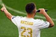 """Lộ lý do cho số áo """"khó tin"""" của Eden Hazard tại Real"""