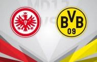 Dự đoán tỷ số trận đấu giữa Dortmund - Frankfurt 02h30' 15/02/2020