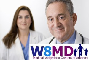 W8MD weight loss program for physicians