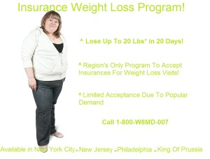 Losing Weight in NYC, NJ and Philadelphia