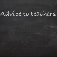 Satire – Advice to Teachers