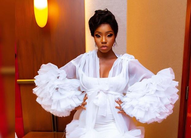 Bambam announces pregnancy -- a week after white wedding