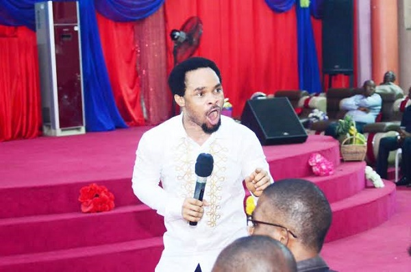 Prophet Odumeje has become something of a social media sensation.