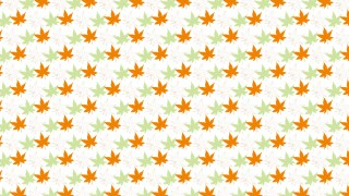 和風の紅葉柄の包装紙