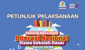 Inilah Juara Festival dan Lomba Literasi (FL2N) 2019 tingkat Kecamatan Adipala