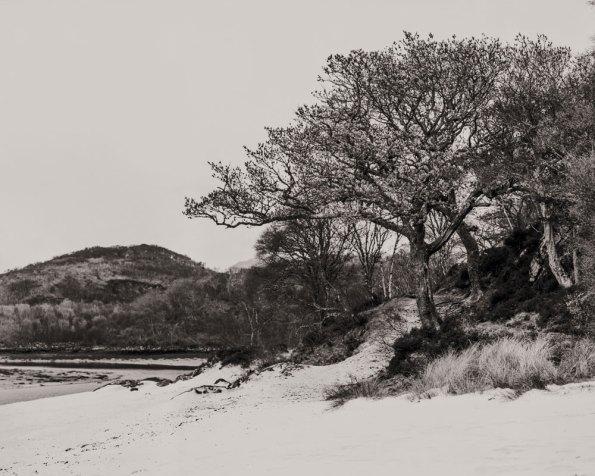 Slow photography, Morar, Écosse
