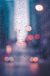 zegen door regen