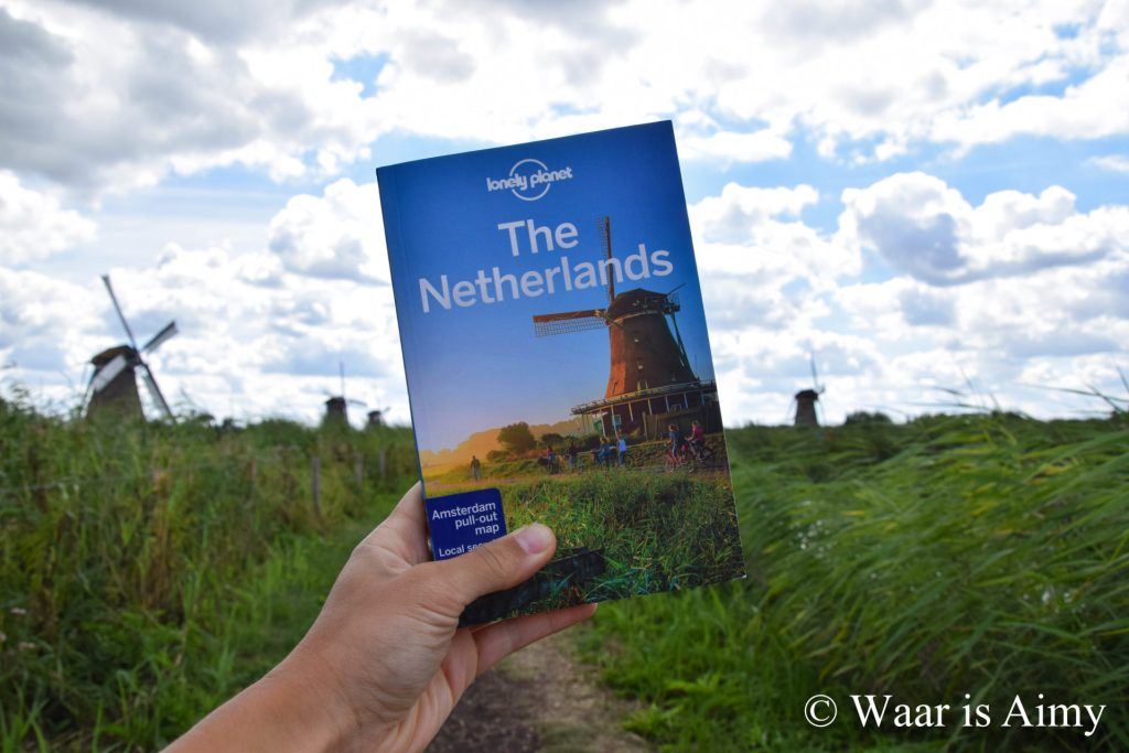 Kinderdijk Lonely Planet Holland - Waar is Aimy