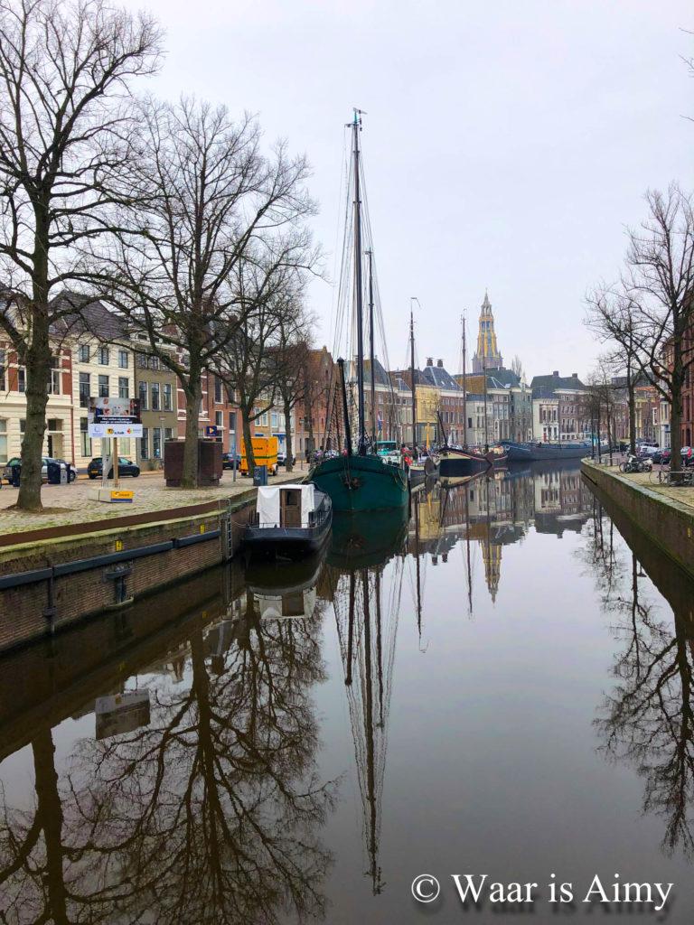 Groningen - Waar is Aimy