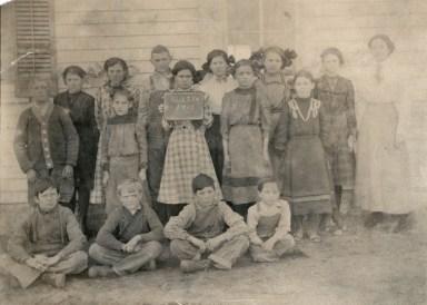 District 54 - Mainey School - 1913