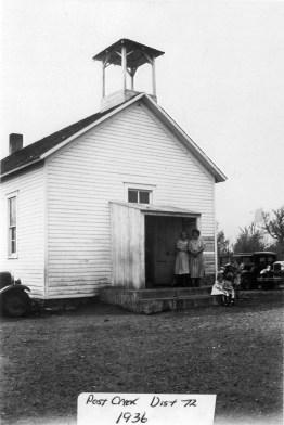 District 72 - Post Creek - 1936