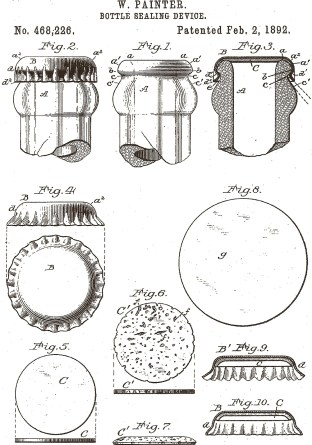 Patent Application, Bottle Sealing Device