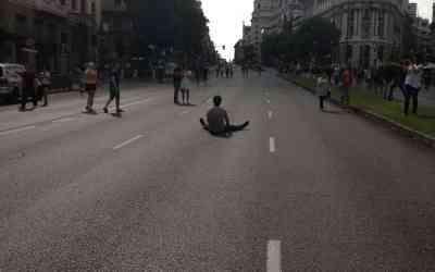 Olympic Bid in Madrid