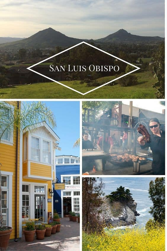 All the best places in San Luis Obispo