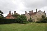 The gardens at Batemans the former home of Rudyard Kiping.