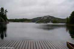 Looking back at George Lake