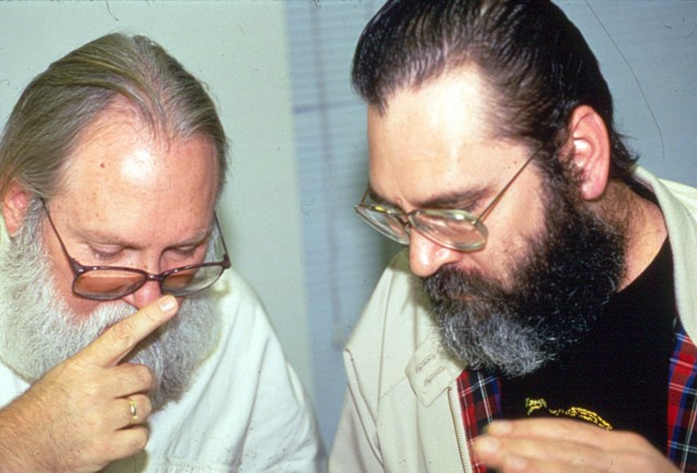 Bob Pyle and Jon Pelham 2008
