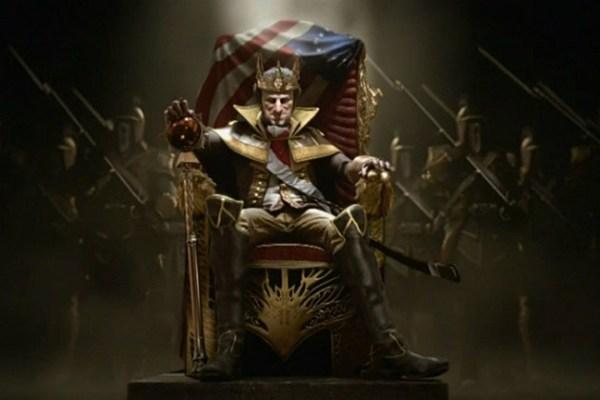 Assassin's Creed 3: The Tyranny of King Washington DLC ...