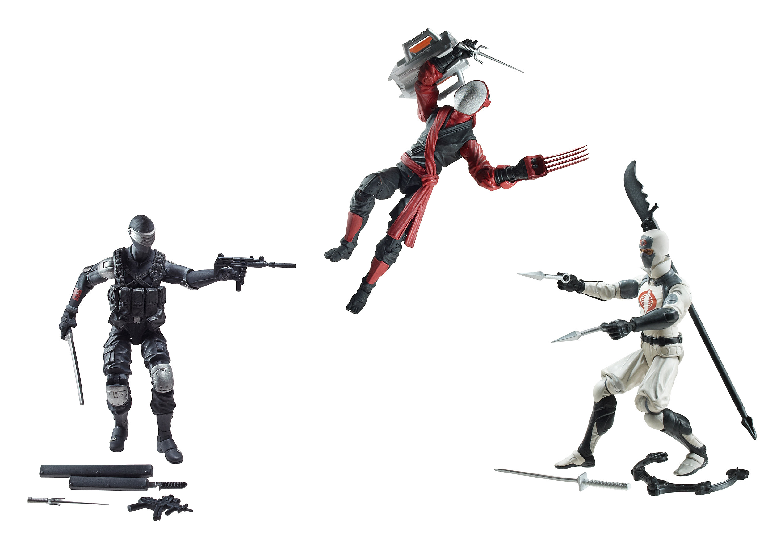 New G I Joe Retaliation Toy Images Roll Out Toy Fair