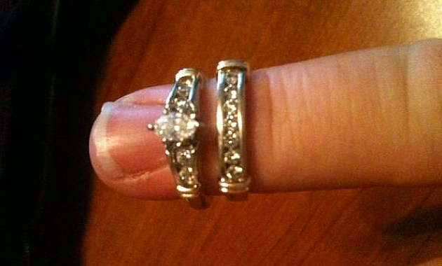 craigslist engagement rings for sale by