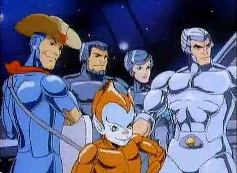Image result for Silverhawks