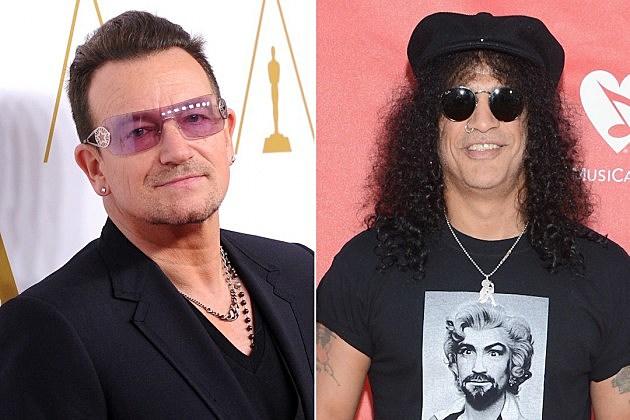 Bono / Slash