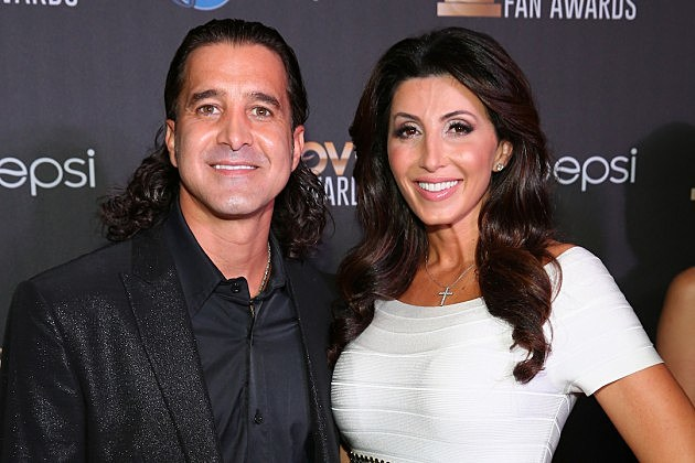 Scott Stapp Jaclyn Stapp