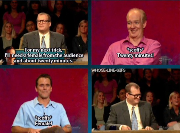 'Whose Line Is It Anyway?' Is Coming Back!