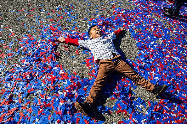 Image result for confetti parade