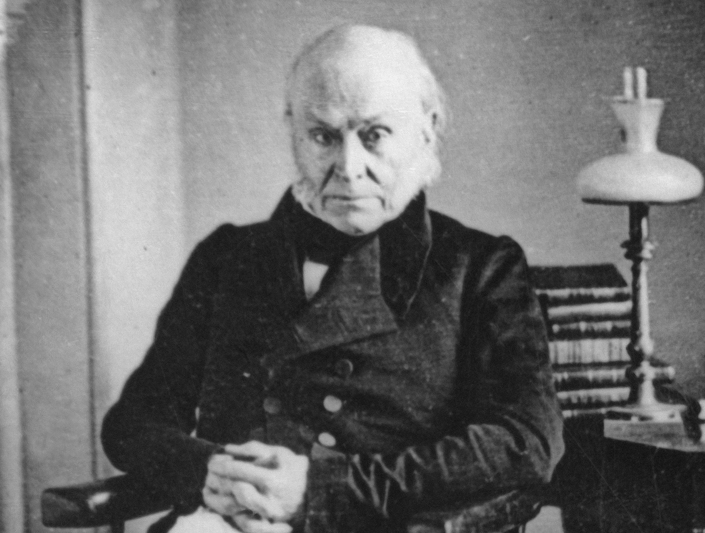 Classify United States President John Quincy Adams