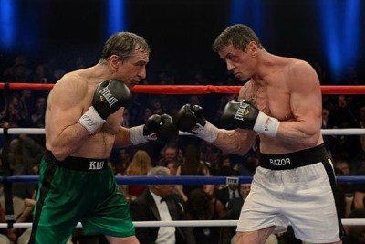 Robert De Niro and Sylvester Stallone face off in Grudge Match
