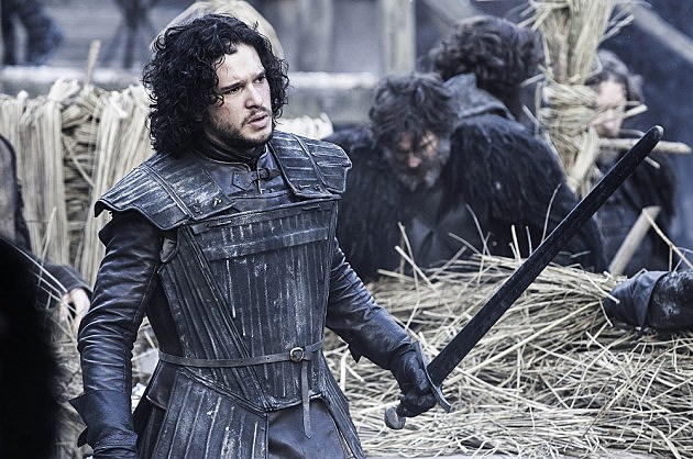 Game of Thrones Season 4 Oathkeeper Photos Jon Snow