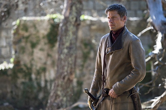Game of Thrones Season 4 Oathkeeper Photos Jaime