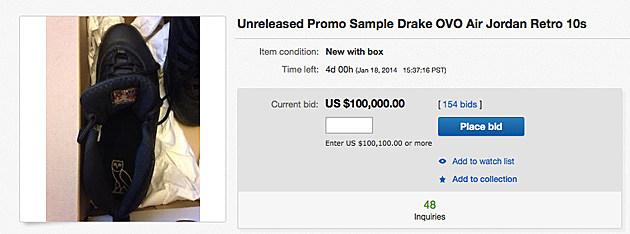 Drake OVO Jordan