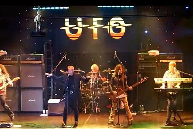 Ufo Band Lights Out
