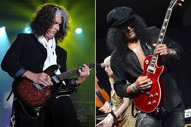 Aerosmith Slash