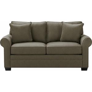 glendora queen microfiber sleeper sofa
