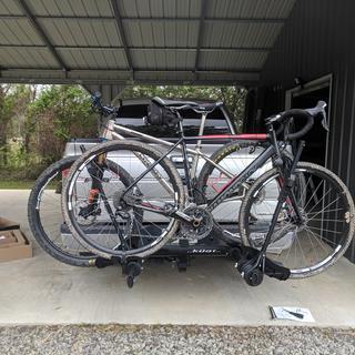 kuat transfer 2 bike hitch rack