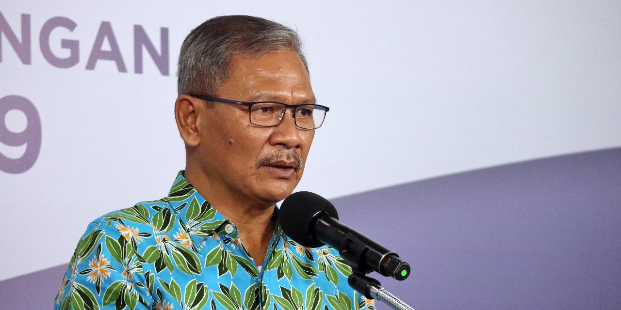 Juru Bicara Pemerintah untuk Covid-19 Achmad Yurianto.