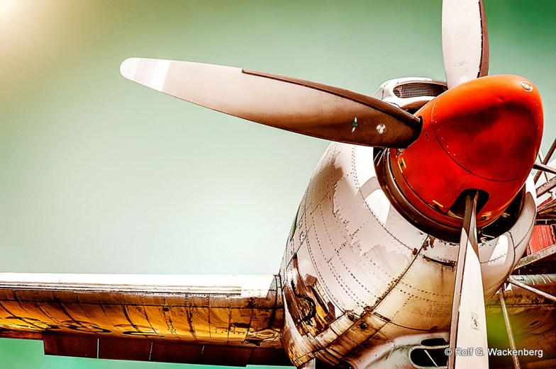 Aircraft Museum, Foto/Copyright: Rolf G. Wackenberg