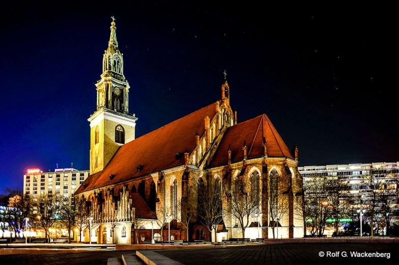 Marienkirche, Foto/Copyright: Rolf G. Wackenberg