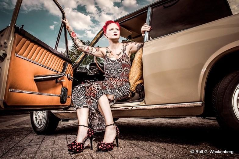 Roxi, Foto/Copyright: Rolf G. Wackenberg