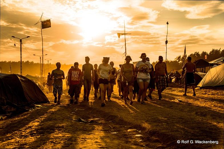 Haltestelle Woodstock, Foto/Copyright: Rolf G. Wackenberg