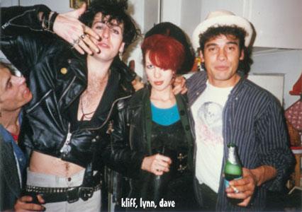 Kliff Lynn and Dave