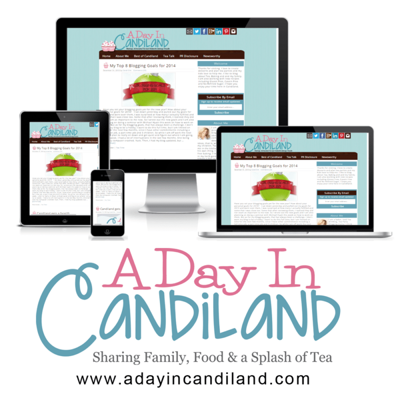day in candiland