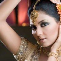 Sunita Marshall bridal modeling