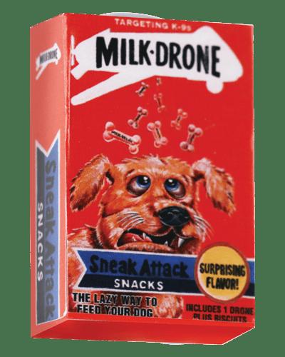 MILK DRONE